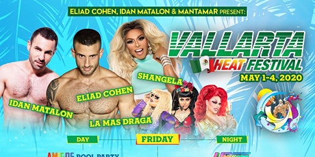 VALLARTA HEAT FESTIVAL tickets