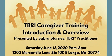 TBRI Caregiver Training Introduction & Overview tickets