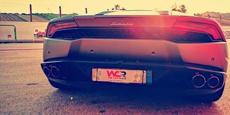 Guida una Ferrari & una Lamborghini, al Circuito Kinisia a Trapani biglietti