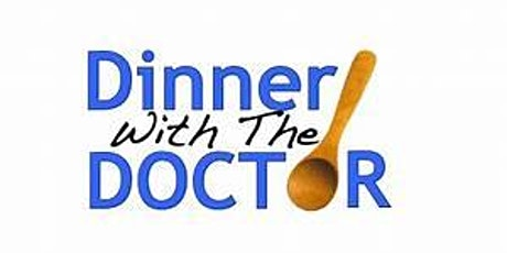 Dinner with the Doctor tickets