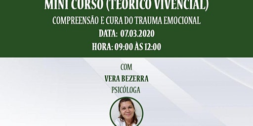 Mini Curso Compreensão e Cura do Trauma Emocional