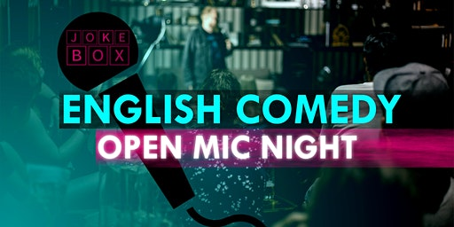 English Comedy | Open Mic Night