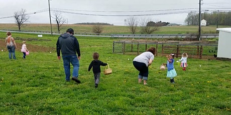 Easter Egg Hunt (3-5 years of age) tickets