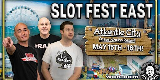 The Big Jackpot Presents Slot Fest East 2020