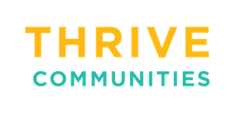 THRIVE 2022: KICKOFF EVENT tickets