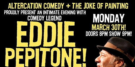 Altercation Comedy and TJOP present: Eddie Pepitone tickets