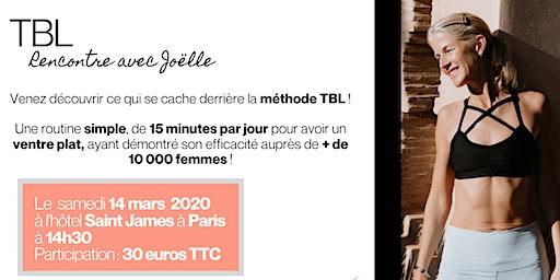 TBL - Rencontre avec Joëlle et découverte de TBL