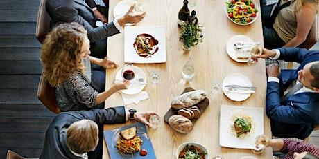 Jeffersonian Dinner - IMPACT Investing 3x3 tickets