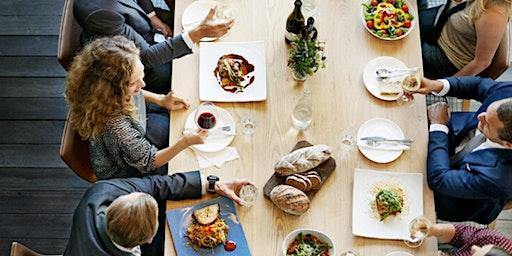 Jeffersonian Dinner - IMPACT Investing 3x3