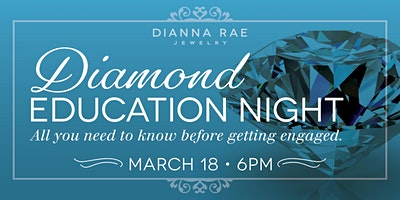 Diamond Education Night March 2020