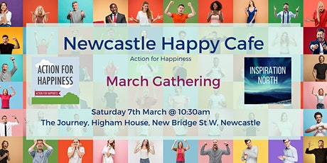 Newcastle Happy Cafe - March 2020 tickets