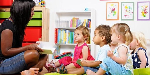 Communication and Language Development of Young Children (Greenville)