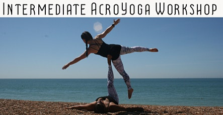 AcroYoga Intermediate Workshop tickets