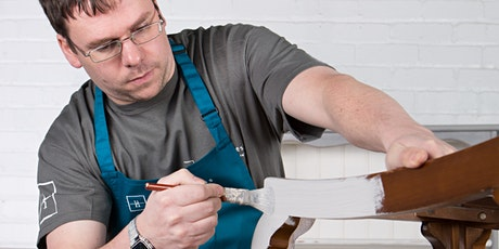 Furniture Chalk Paint Workshop - Unique Ness - SPECIAL FEBRUARY PRICE £50 tickets