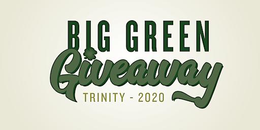 Trinity High School's Big Green Giveaway 2020
