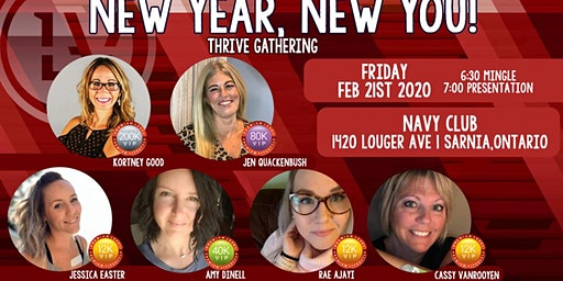 New Year, New You Thrive info gathering