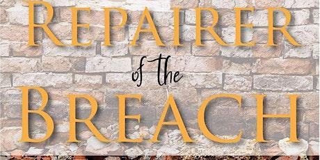 Restore The Breach-Rebuild The Wall tickets