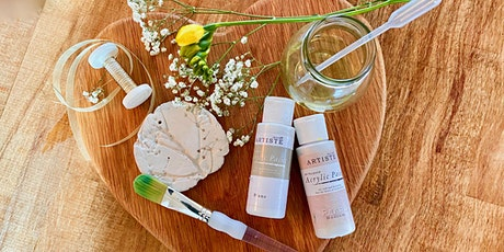 Bettyrose Creations Botanical Clay Essential Oil Diffuser double Workshop (3rd & 10th March) tickets