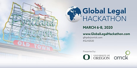 Global Legal Hackathon (Portland, Oregon) tickets