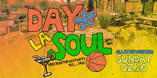 """""""Day La Soul"""" the Allstar Weekend Day Party"""