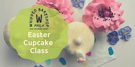 Easter Cupcake Class tickets