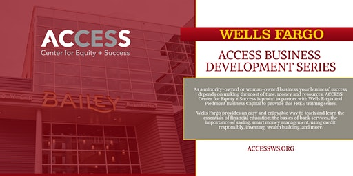 The Skills and Knowledge You Need-ACCESS Business Development Series