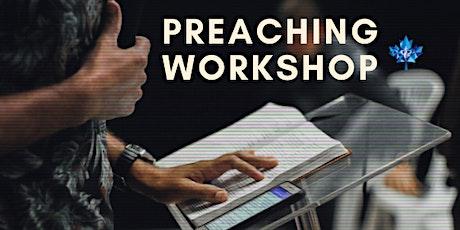 Preaching Workshop tickets