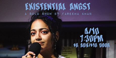 Fareeha Khan: Existential Angst tickets