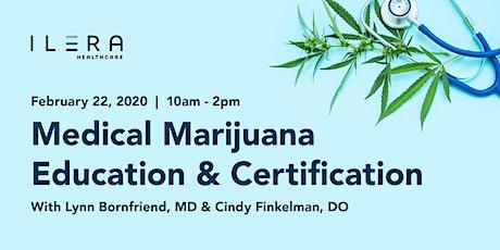 Medical Marijuana Education & Certification tickets