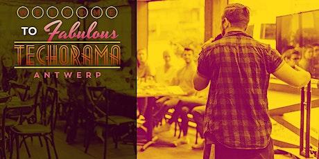 Techorama 2020 Café (powered by Cronos) tickets