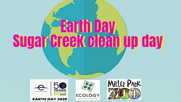 Earth Day Celebration-Water clean up event