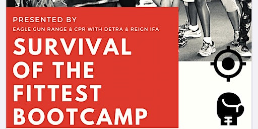 Survival Of The Fittest Bootcamp
