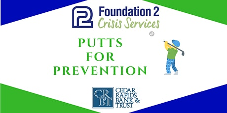 Putts for Prevention tickets