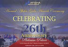 Annual Afisha Gala Awards Ceremony