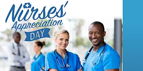 Nurses' Appreciation Day 2020 tickets
