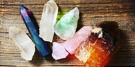 Crystal Healing Group Meditation - SE19 tickets