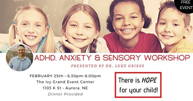 The Perfect Storm: ADHD, Anxiety & Sensory Workshop for Parents