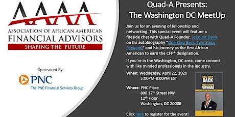 Quad-A Presents: The Washington DC MeetUp tickets