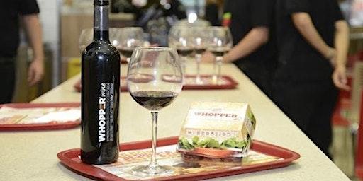 Bordeaux & Burgers Tasting