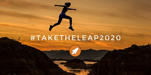Make Your Dream Happen! #TaketheLeap2020 (Leap Day)