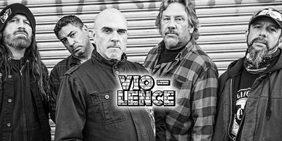 VIO-LENCE in Portland – NORTHWEST EXCLUSIVE APPEARANCE- FINAL DATE TBD