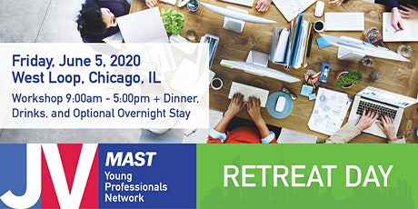 MAST JV Young Professionals Retreat Day tickets