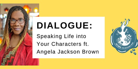 Caliban Fiction Workshop: Dialogue with Angela Jackson Brown tickets