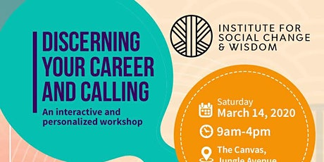 Discerning Your Career and Calling tickets