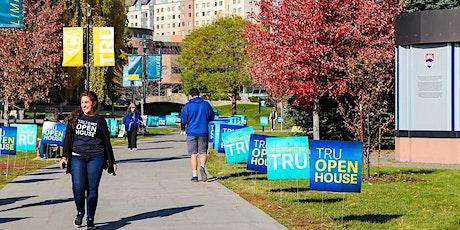 TRU Spring Open House 2020 tickets