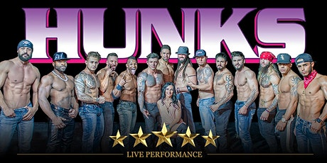 Hunks Show tickets