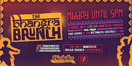 The Bhangra Brunch - Birmingham - 29.03.20