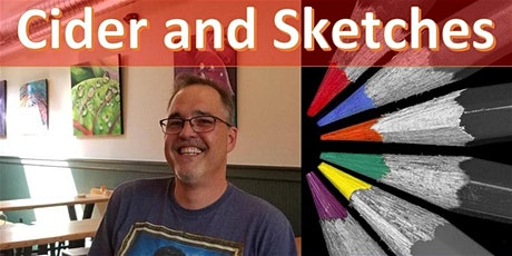 Cider & Sketches with Kevin Coleman 2.0! tickets