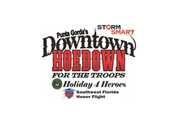 The Storm Smart Punta Gorda Downtown Hoedown for the Troops