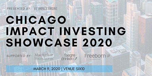Chicago Impact Investing Showcase 2020